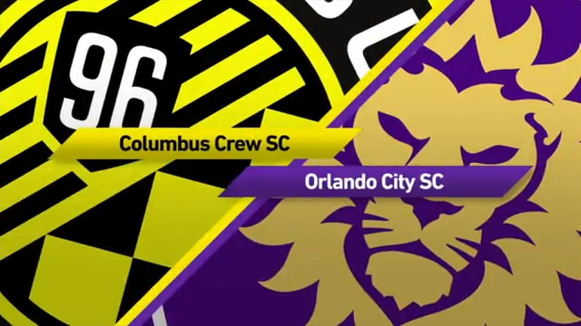 Columbus 2-0 Orlando City - Via MLS