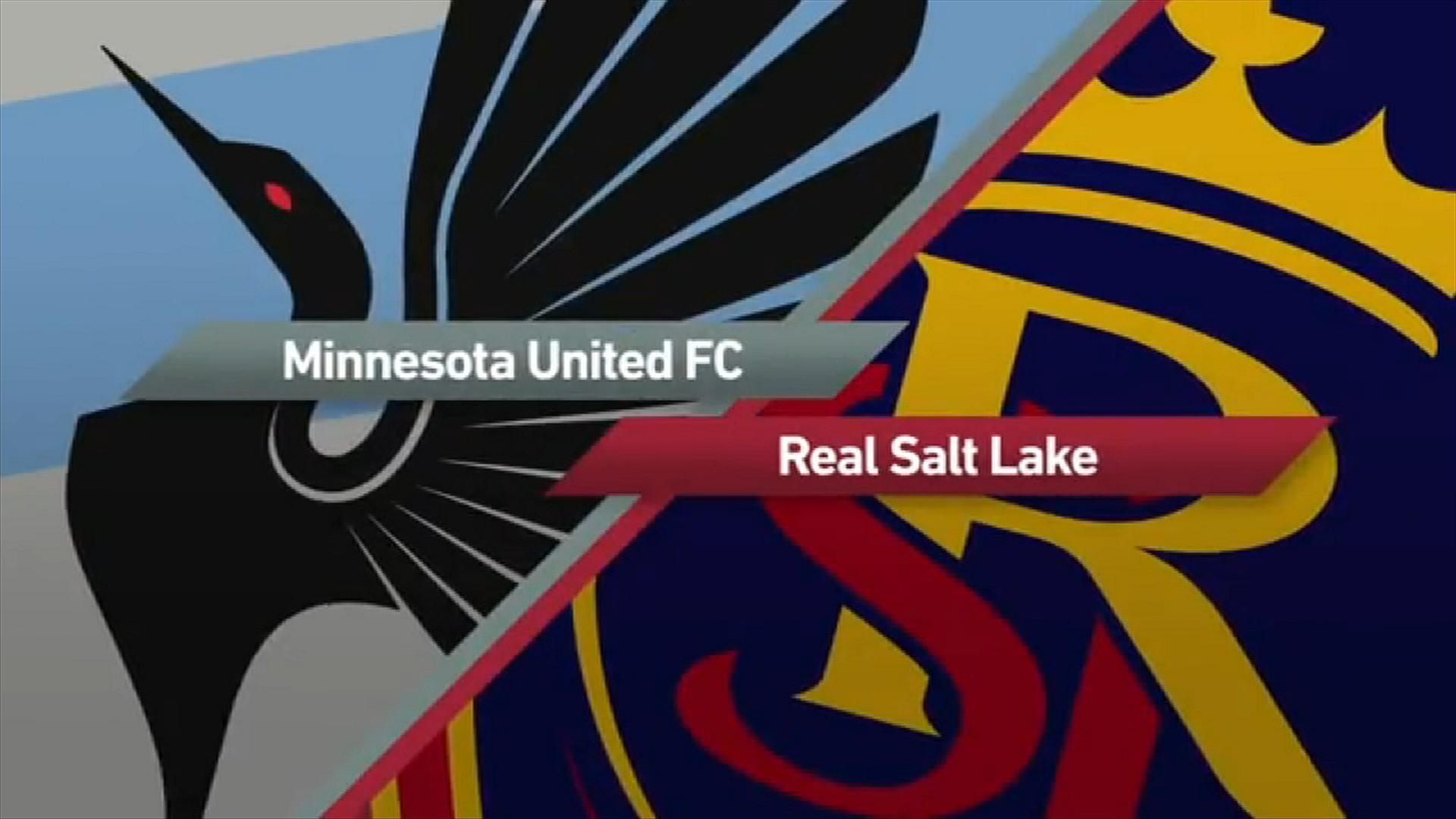 Minnesota 4-2 Real Salt Lake - Via MLS