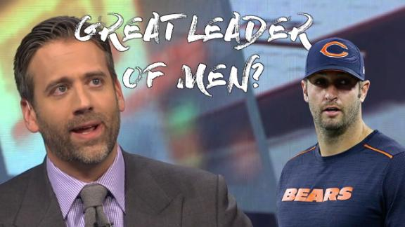 Max and Stephen A. contest Jay Cutler