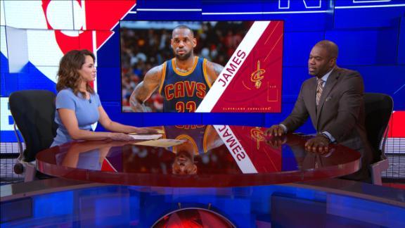 Rodman says LeBron's rest shows he's not Jordan