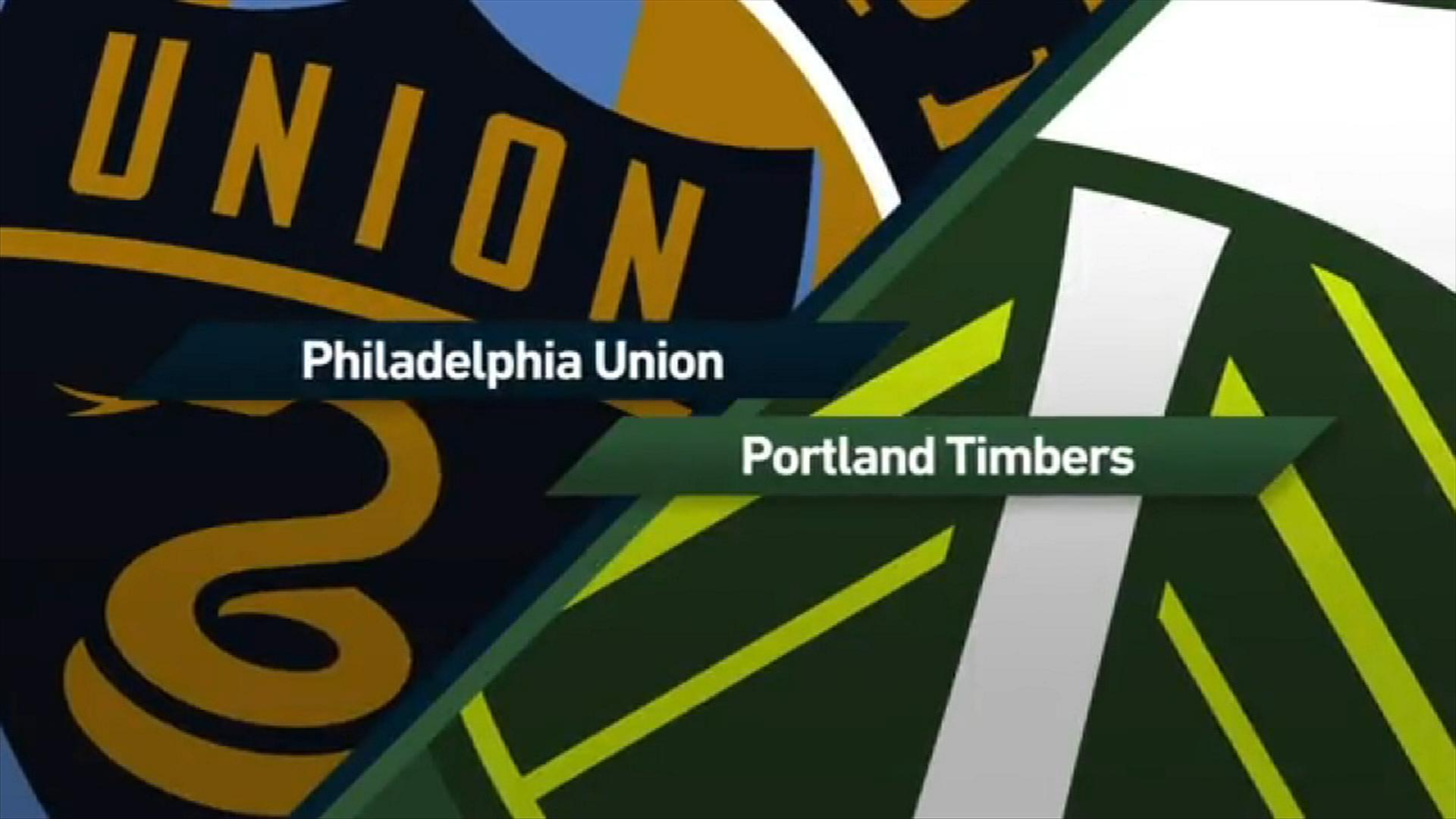 Philly 1-3 Portland: Adi makes Timbers history - Via MLS
