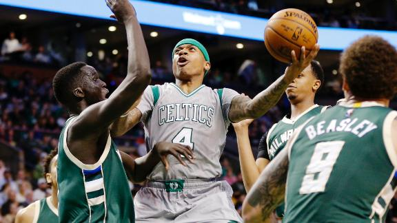 Celtics clinch No. 1 seed in East