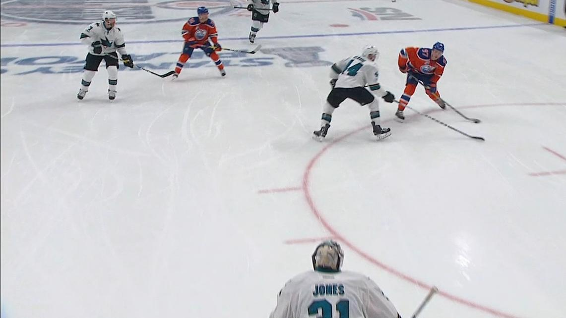 Notches first playoff shutout Friday