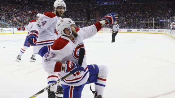 Canadiens take back home ice with 3-1 win