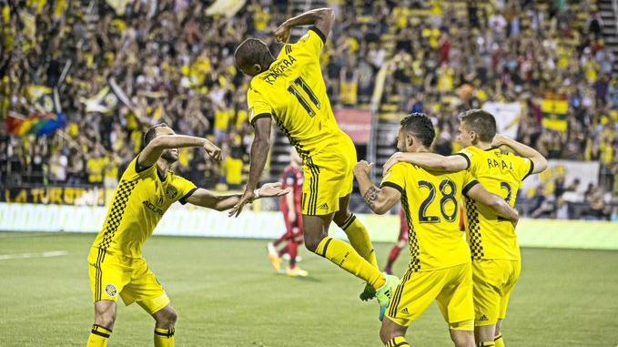 Columbus 2-1 Toronto FC: Crew storm back
