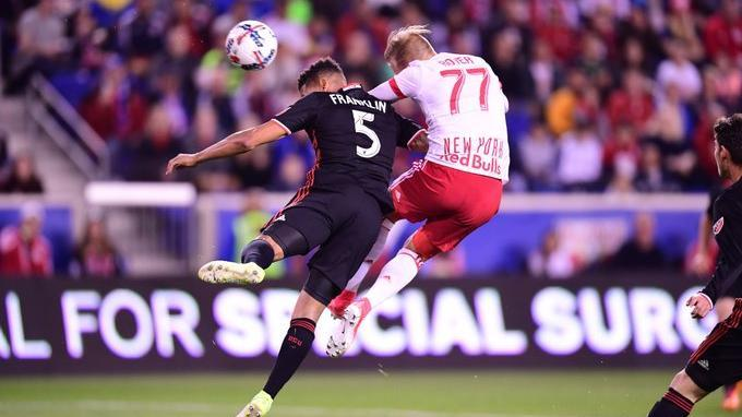 NYRB 2-0 D.C. United: BWP on the mark - Via MLS