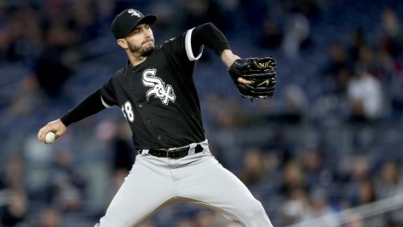 White Sox snap Yankees' eight-game win streak