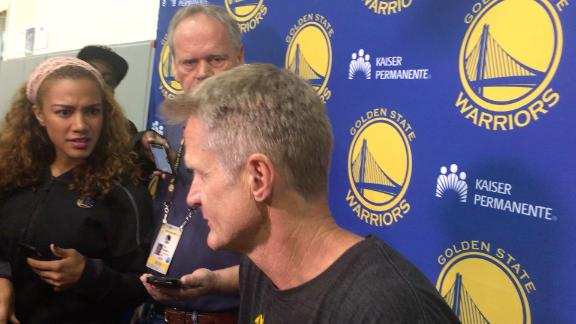 Kerr expects Durant to play