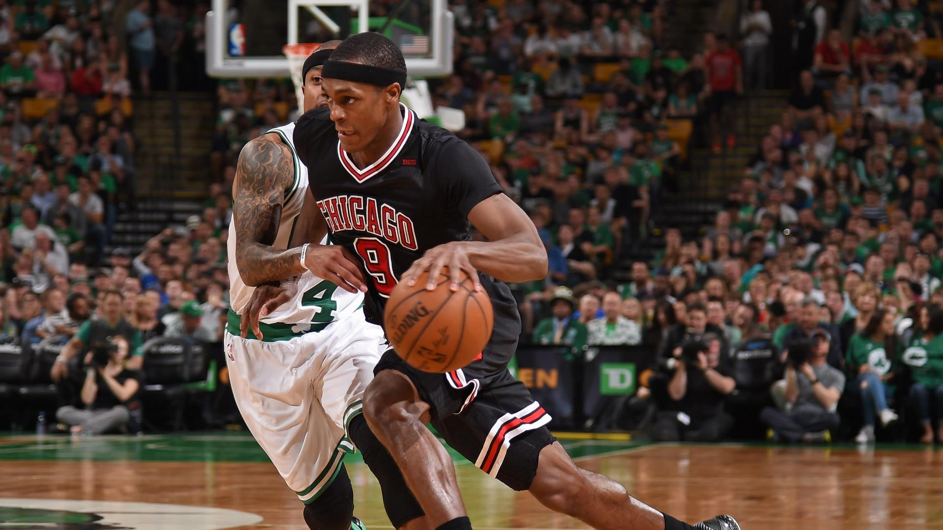 Rajon Rondo: Rajon Rondo hopes to return to Bulls