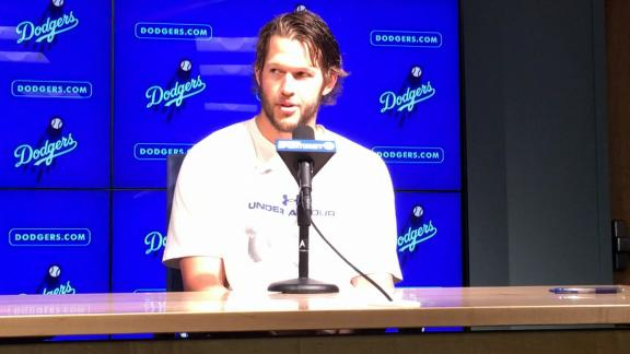 Kershaw sounds off on 'disrespectful' Anderson