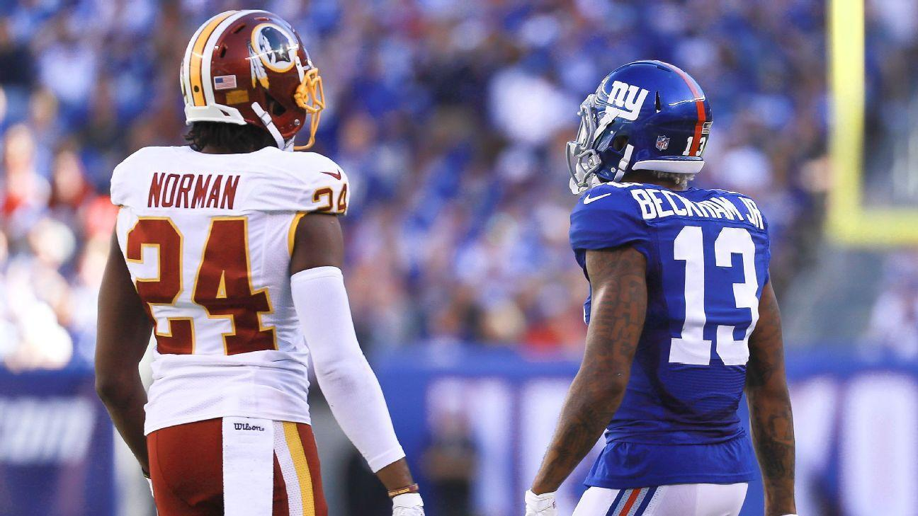 Norman surprised at how much NFC East fans hate rivals