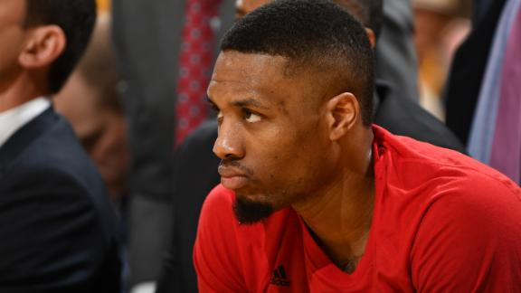 Lillard still confident heading into Game 3