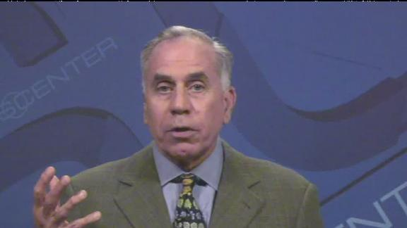 Kurkjian on Bumgarner's injury: 'Really bad'