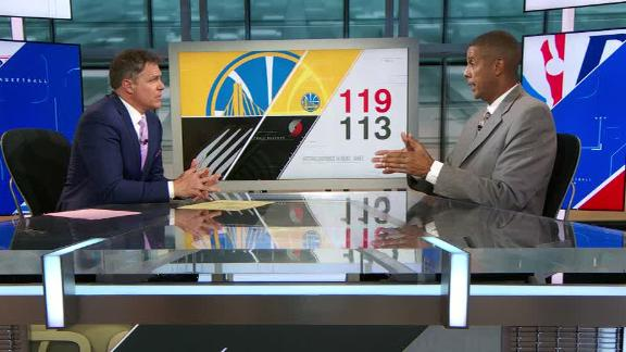 Daugherty: Warriors can overcome Kerr's absence for now