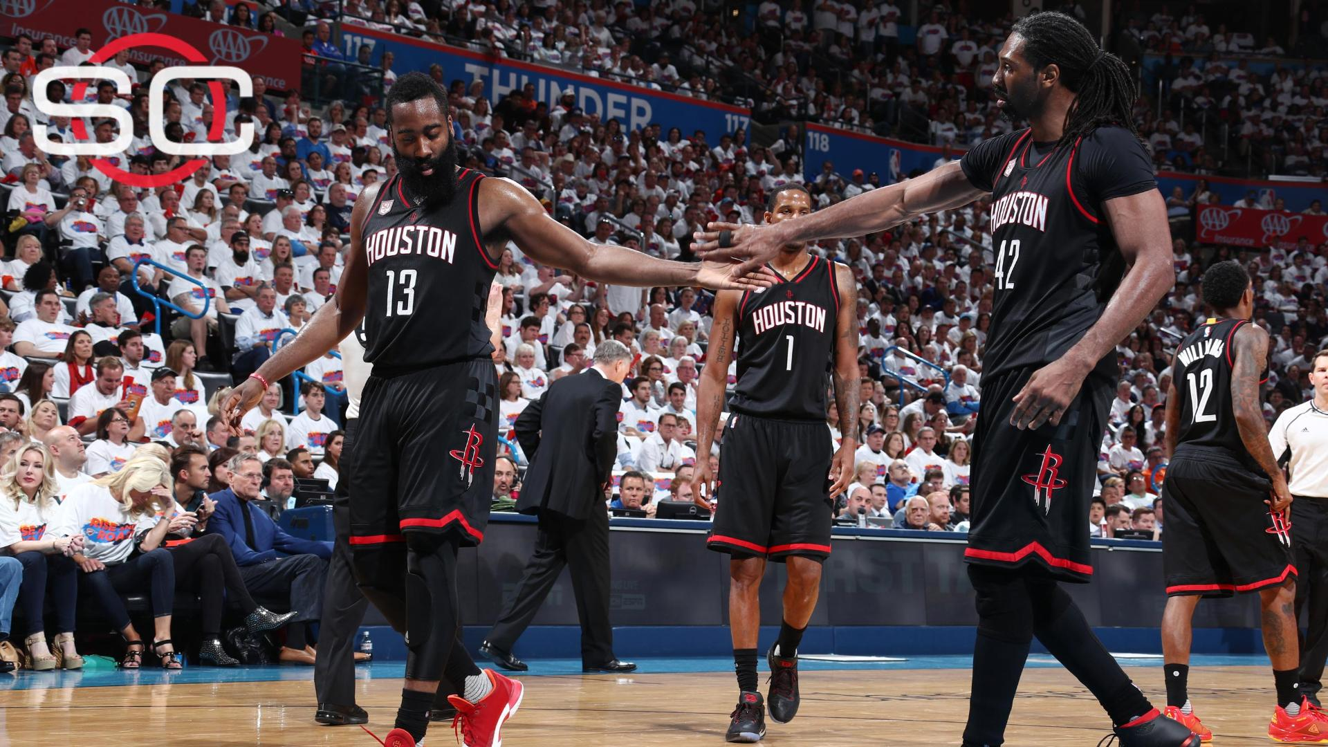 Rockets victorious in tough Game 4