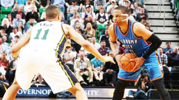 Exum expresses Westbrook admiration