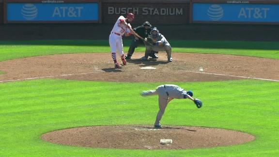 Carpenter lifts Cardinals with walk-off grand slam