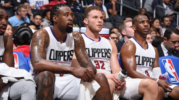 The ups and downs of Lob City