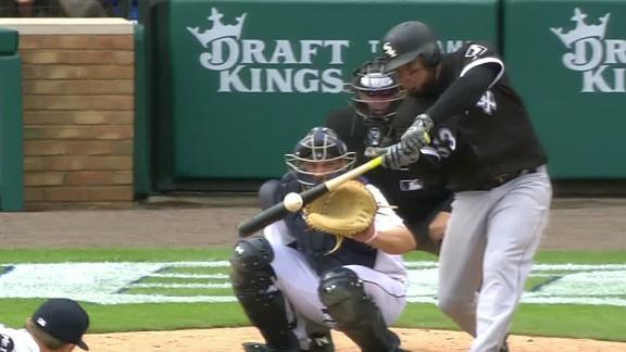 Cabrera smacks go-ahead homer for White Sox