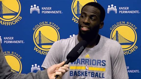 Draymond doesn't want to be compared to Barkley