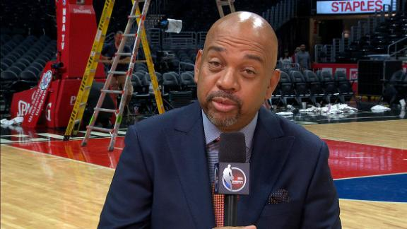Wilbon wants to break up the Clippers