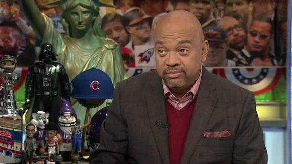 Wilbon thinks Cutler would be great on TV
