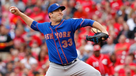 Mets prepared themselves for Harvey's suspension