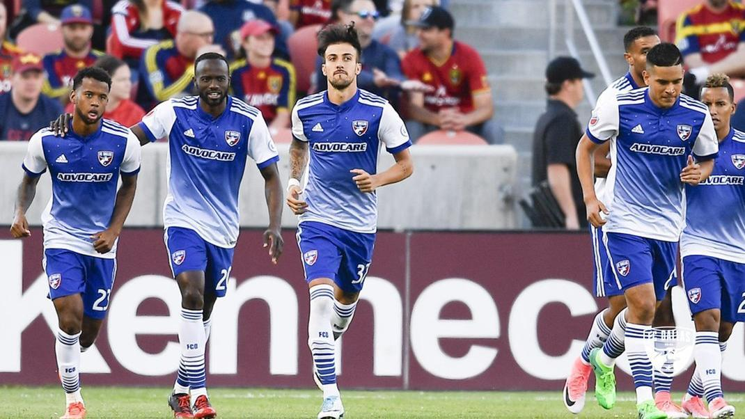 Real Salt Lake 0-3 FC Dallas: Dallas remain unbeaten
