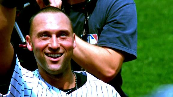Yankees fans share favorite Jeter moments