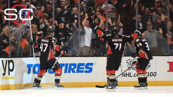 Ducks take Game 7 at home