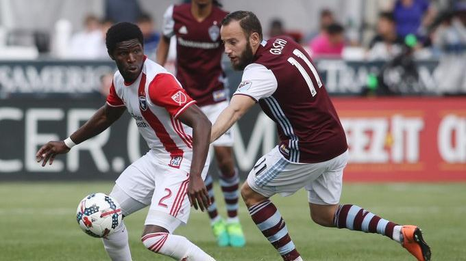 Colorado 3-0 San Jose: Gashi sparks Rapids