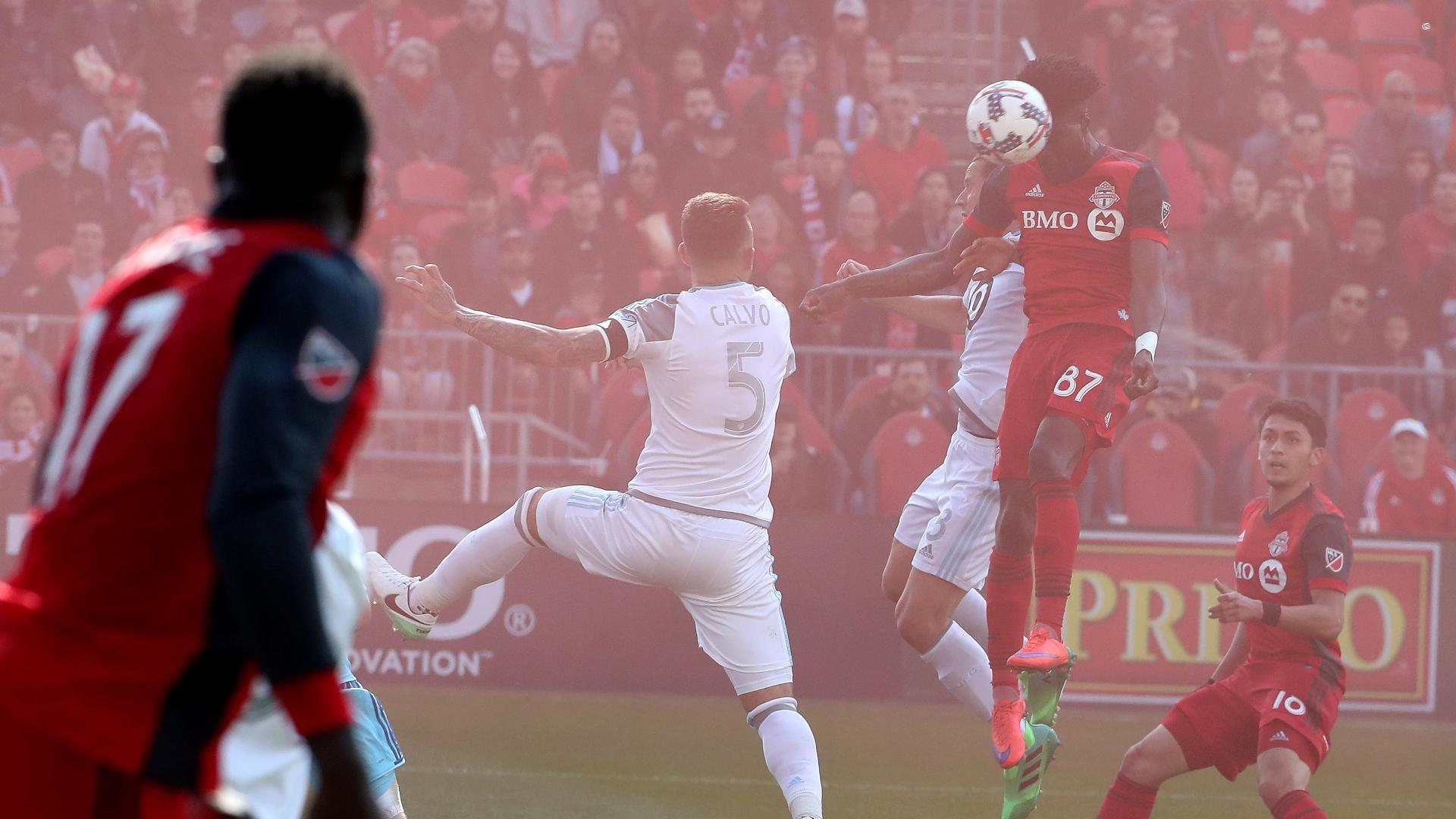 Toronto FC 3-2 Minnesota: Ricketts plays hero