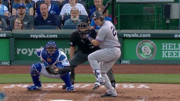 Sanchez's 3-run rocket puts Yanks on the board