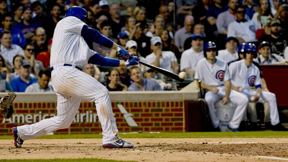 Rizzo lead Cubs over Reds