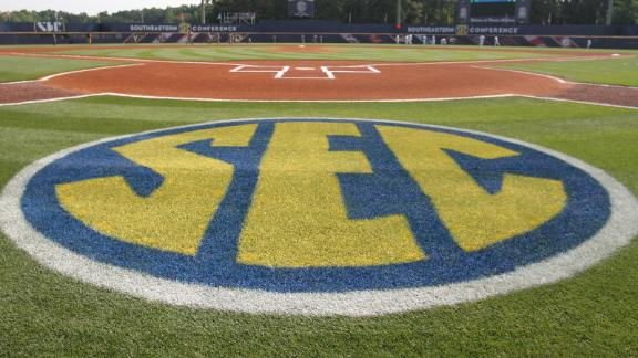 SEC Baseball Plays of the Year