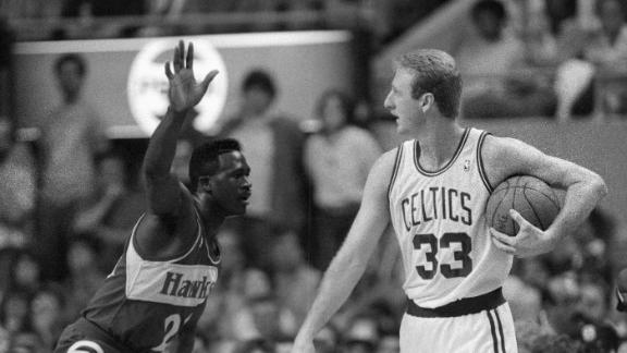 On this date: Bird, Dominique duel in playoffs