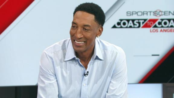 Pippen appreciates Barkley-Shaq exchange