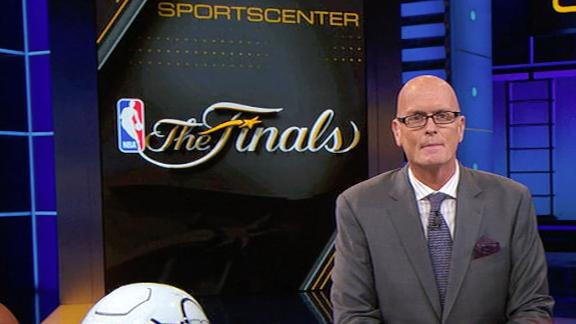 SVP: Appreciate Warriors-Cavaliers III