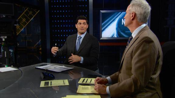 Seahawks-Falcons is Bruschi's must-watch