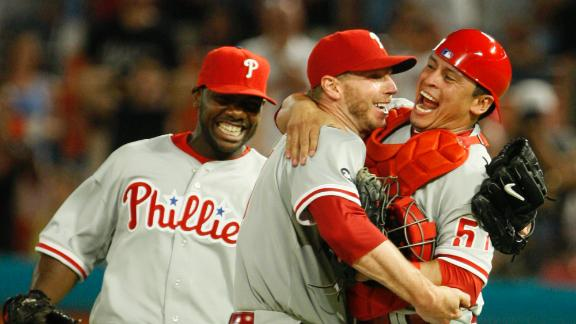 On this date: Halladay's perfection