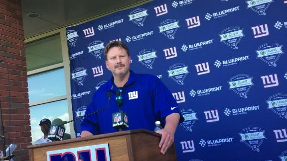 McAdoo staying mum on OBJ