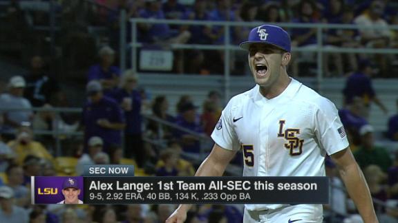 Top MLB Draft prospects: SEC pitchers