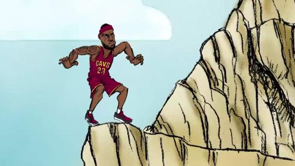 LeBron's journey to greatness isn't over