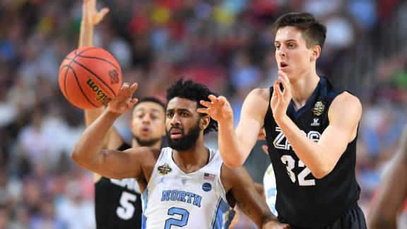 Zach Collins draft highlights
