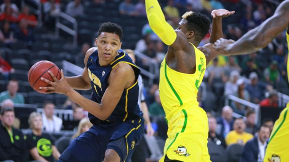 Ivan Rabb draft highlights