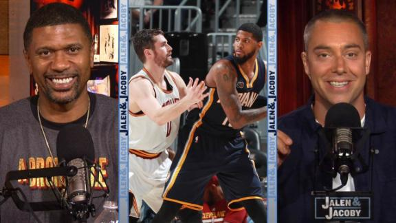 Does Paul George for Kevin Love make sense?