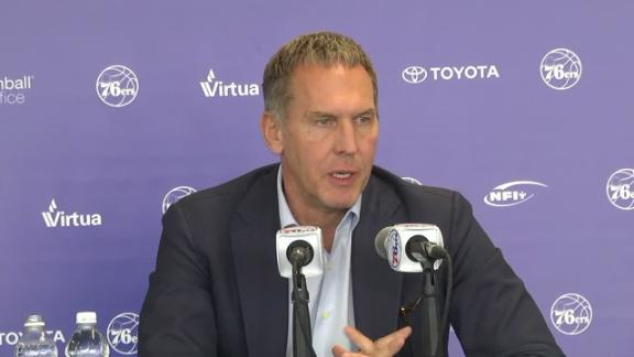 Colangelo: Player chosen may be a franchise-level player