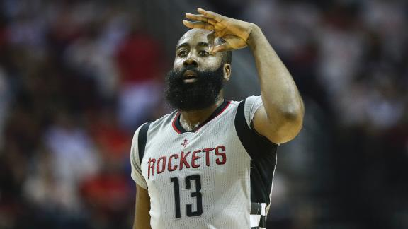 Harden's amazing season culminates with NBA's richest extension
