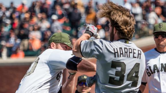 Strickland's appeal in Harper brawl denied