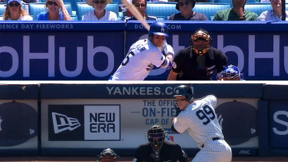 Who's doing it better: Judge or Bellinger?